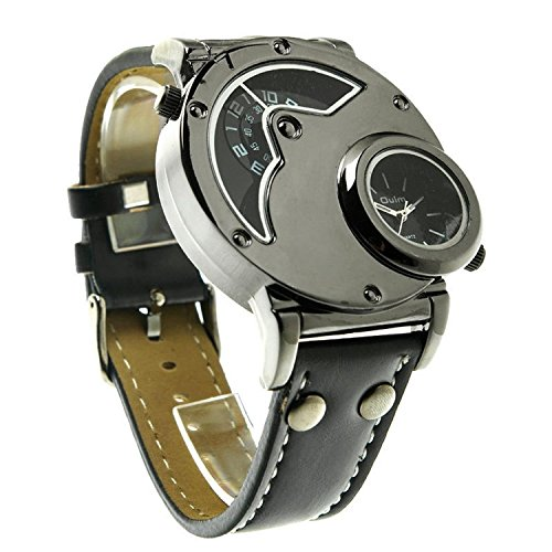 aposon-mens-dual-time-quartz-analog-wrist-watch-with-unique-dual-dial-designsteel-casecomfortable-le