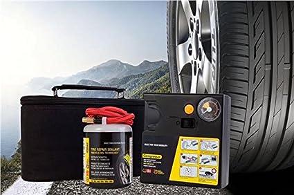 Amazon.com: Airman 12V Air Tyre Pump Repair Kit Including ...