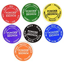 Lorann Food Coloring Powder 1/2 Ounce You Get All 7 Colors