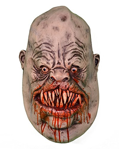 - Lifesize Severed Meateater Zombie Head Haunted House Halloween Party Prop 14