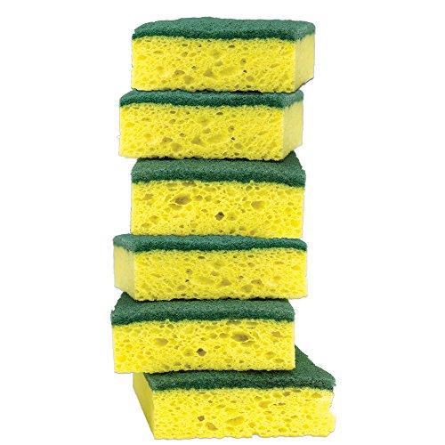 Scotch-Brite Heavy Duty Scrub Sponge, 6-Count