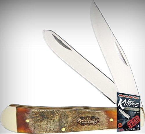 Frost Cutlery FSW108RH Steel Warrior 4.125