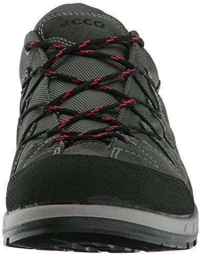 Fonc De noir Randonne Gris Ecco Chaussure Homme Ombre 56340 Pour 8Twf5Yx
