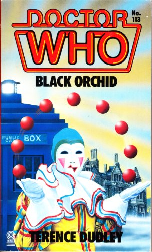 book cover of Black Orchid