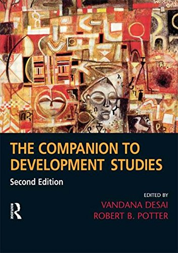 The Companion to Development Studies (A Hodder Arnold Publication)