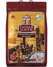 INDIA GATE C Basmati 5Kg (Pack of 1)