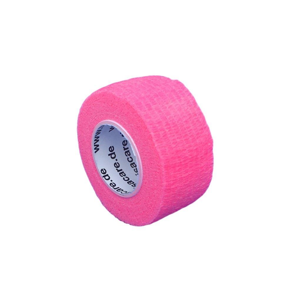 Lisa Care cerotto benda, stimolazione magnetica, cerotti per bambini, cerotto su Rotolo, elastico & senza colla, larghezza 2,5 cm 5cm LisaCare