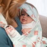 Bebe au Lait Organic Cotton Nursing Cover, Blush