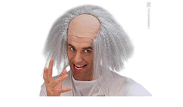 Smiffys Peluca para disfraz de científico loco: Amazon.es: Juguetes y juegos
