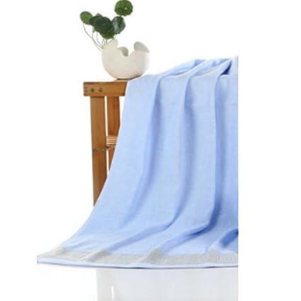 Puede usar toallas de baño Toallas de algodón Toalla de baño suave para adultos No hombres