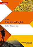 img - for Collins AQA Step Up to English: Teacher Resource Pack by Tom Spindler (2016-11-14) book / textbook / text book