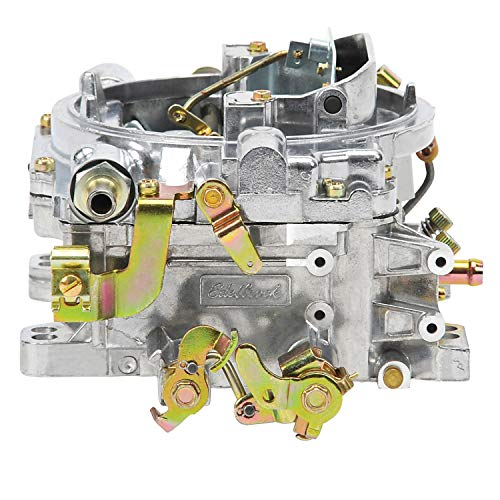 (Edelbrock 1404 Performer Series 500 cfm, Square-Flange, Manual Choke Carburetor (non-EGR))