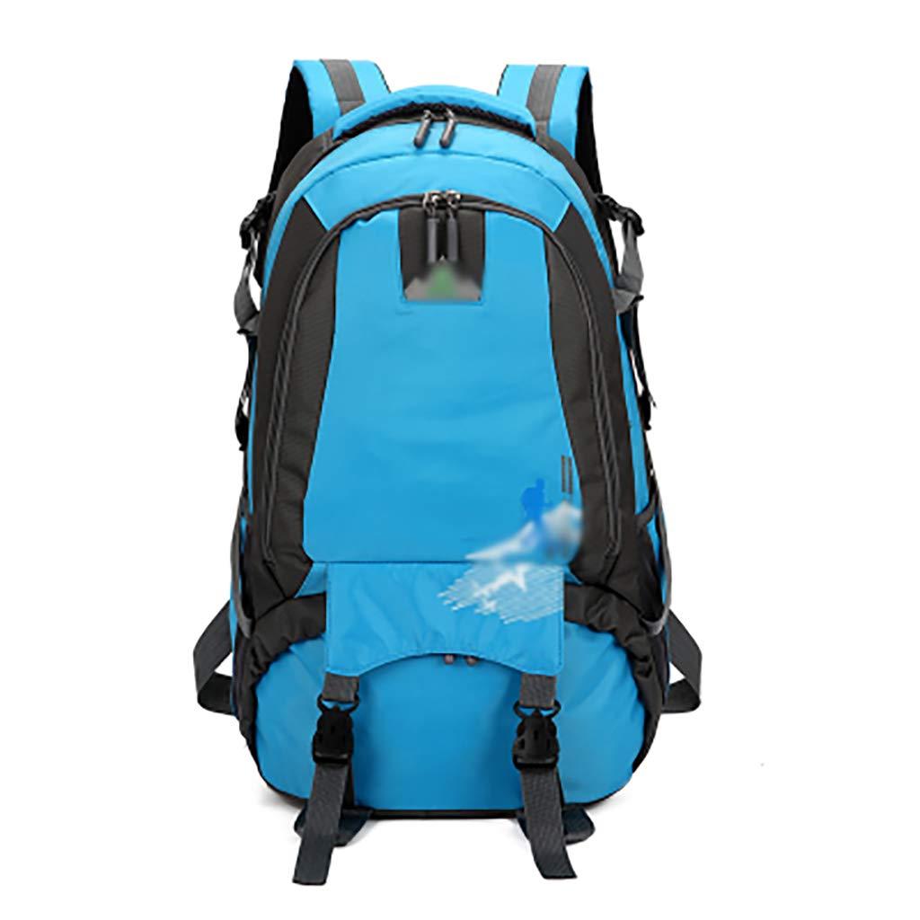 MXRa Wanderrucksäcke Outdoor Sports Camping Wandern Wasserdichte Rucksack Rucksack Bergsteigenbeutel für Reisen Trekking (Farbe   A)