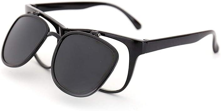 Gafas de ciclismo Gafas creativas multifunción con doble lente Gafas de sol para hombres y mujeres