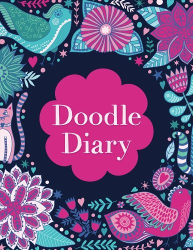 Doodle Diary: A Journal for Girls