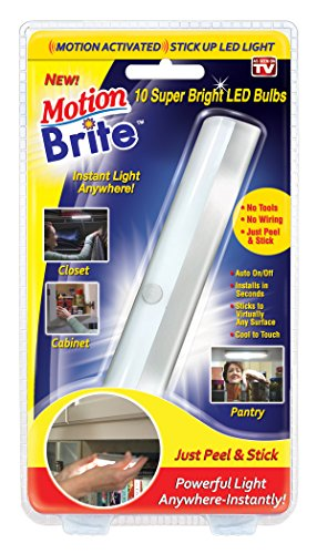 Motion Activated Stick Up Led Light in US - 4