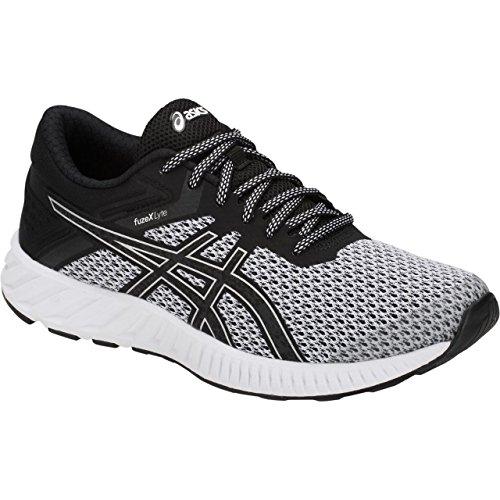 ASICS T769N Women's FuzeX Lyte 2 Running Shoe, White/White - 5.5 B(M) US