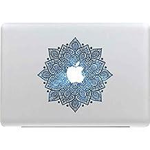 Sticker for Macbook, Stillshine Unique Elegant Design Vinyl Decal Skin Sticker For MacBook Pro / Air 13 Inch Portable Computer Apple Laptop (14)