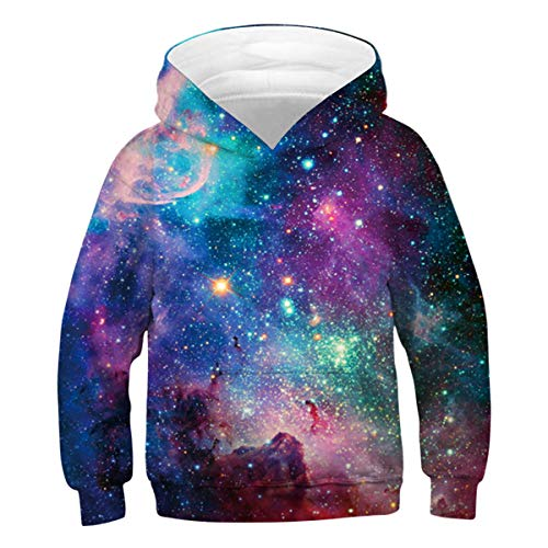 FEOYA Teens Hoodies Galaxy Sweatshirts Boys Cool Sweaters for sale  Delivered anywhere in Canada
