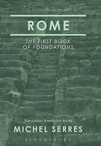 Rome: The First Book of Foundations