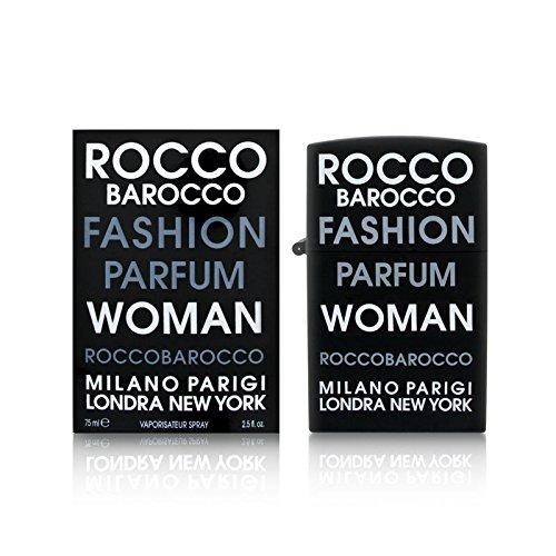 Roccobarocco Fashion by Roccobarocco for Women Eau De Parfum Spray, 2.5 Ounce