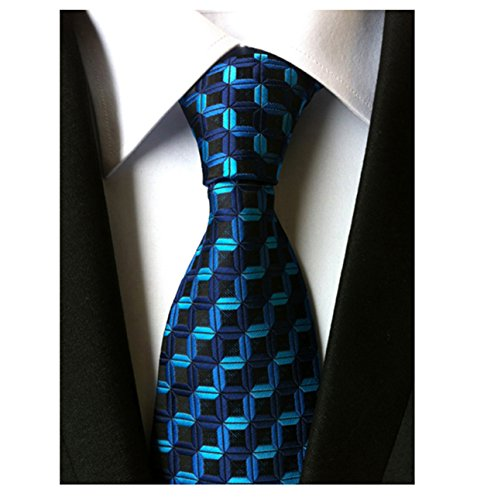 100% Silk Mens Necktie - 3