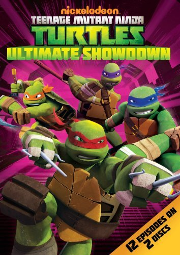Amazon.com: Teenage Mutant Ninja Turtles: Season One, Vol. 3 ...