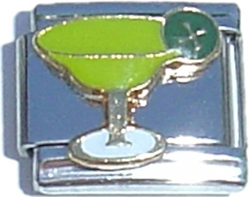 - Green Martini Italian Charm