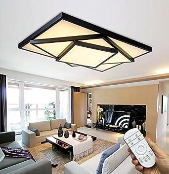 Style home 48W LED Deckenleuchte für Wohnzimmer Schlafzimmer ...