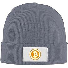 Oct Bitcoin Rich Available \r\nWinter Beanie Hat Women Men Winter Stocking Cap Beenie Hats