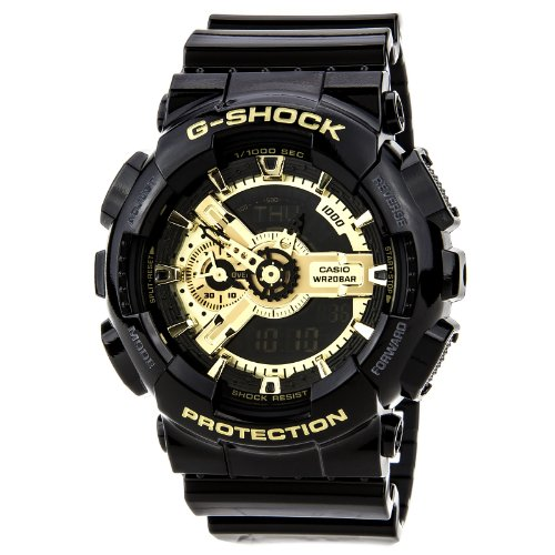 Casio Men's GA110GB-1A G Shock Limited Edition Analog Digita