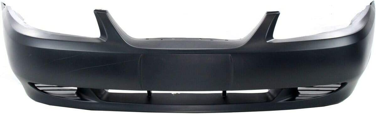 New Replacement for OE Front Bumper Cover fits 1999-2004 Ford Mustang Primed