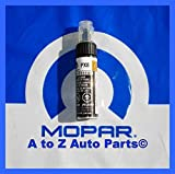 Dodge /Chrysler / Jeep BLACK Touch-Up Paint (PX8) Mopar OEM