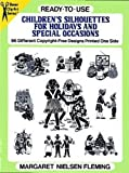 img - for Ready-to-Use Children's Silhouettes for Holidays and Special Occasions (Dover Clip-Art) book / textbook / text book