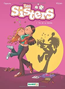 vignette de 'Les sisters n° 1<br /> Un air de famille (Maury, William)'