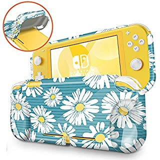 Case for Nintendo Switch Lite, Soft TPU Nintendo Switch Lite Case Cover [Anti-Scratch] [Anti-Slip] Protective Portable Cover with Ergonomic Grip Design for Switch Lite - Green