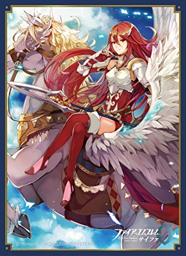 Fire Emblem 0 (Cipher) Tiamo Card Game Character Mat Sleeves Collection No.FE72 Anime Girls Art from Movic