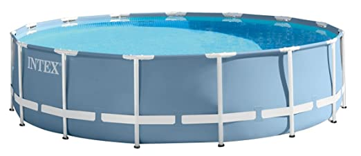 Intex 26734NP - Piscina desmontable Prisma Frame 457 x 107 cm, 14.614 litros: Amazon.es: Jardín