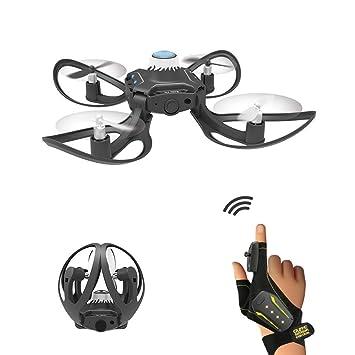 CYGG W606 2.4 G RC Drone Quadcopter Gesture Sensing Control Dron ...