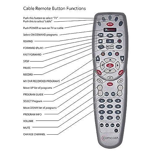 Comcast Remote Amazon