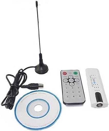 Fanboy USB 2.0 Digital DVB-T/T2 C+Dab+FM HDTV Dongle HDTV ...
