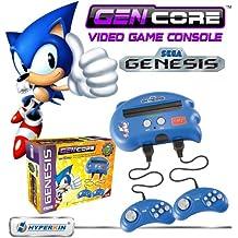 Officially Licensed Sega Genesis Gen Core System w/ 20 Sega Games Built-in & Cartridge Slot - Playstation 3