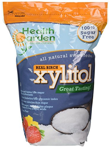 Garden of Health Products Kosher Birch Xylitol (Not from Corn), 5 (Health Products)