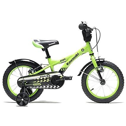 "Kawasaki Bicicleta Niño Ninja 14 "" ..."