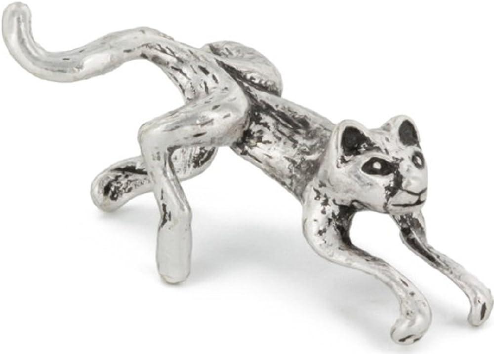 Body Accentz plugs Cat's Meow Ear Cuff Earrings 35mm Long 15 mm Wide 6mm Inner Diameter