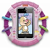 Fisher-Price Laugh & Learn Case for iPhone & iPod Touch Devices, Pink