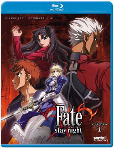 (Fate/Stay Night: Collection 1 [Blu-ray])