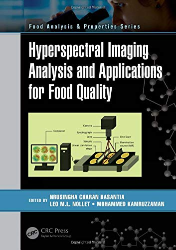 Hyperspectral Imaging Analysis and Applications for Food Quality (Food Analysis & Properties)-cover