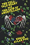 Download The Tell-Tale Heart and The Cask of Amontillado in PDF ePUB Free Online