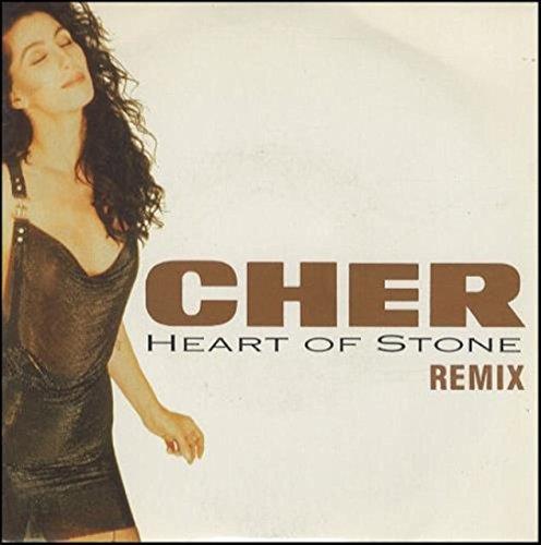 Heart of stone (Remix, 1990) / Vinyl single [Vinyl-Single 7'']